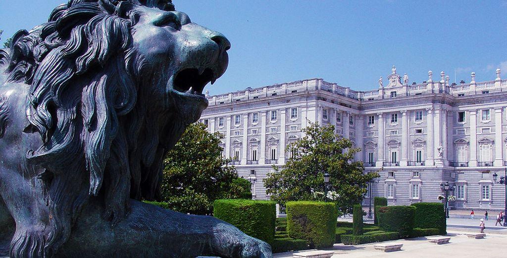 Découvrez Madrid au coeur de l'Espagne