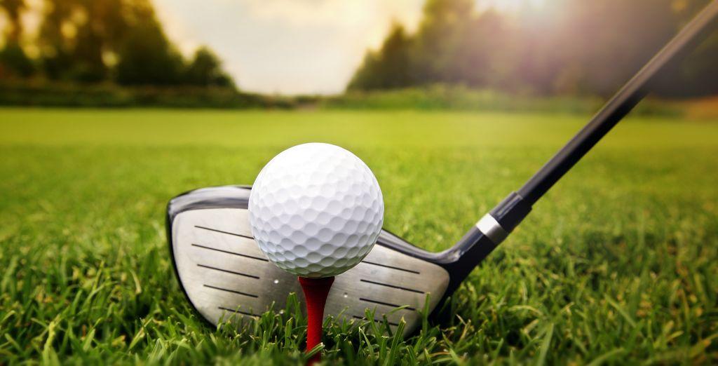 Préférez le package Golf !