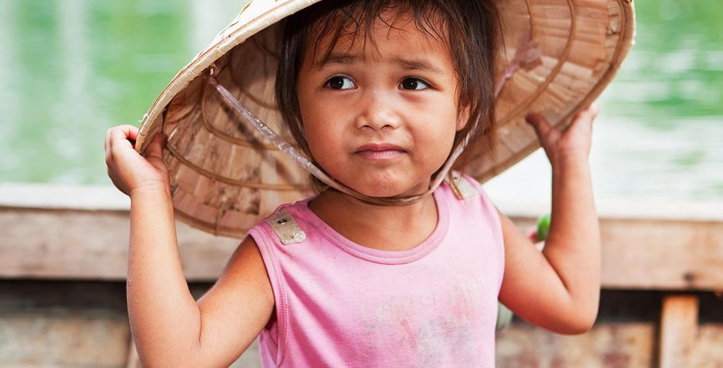 Une aventure à la rencontre du peuple vietnamien