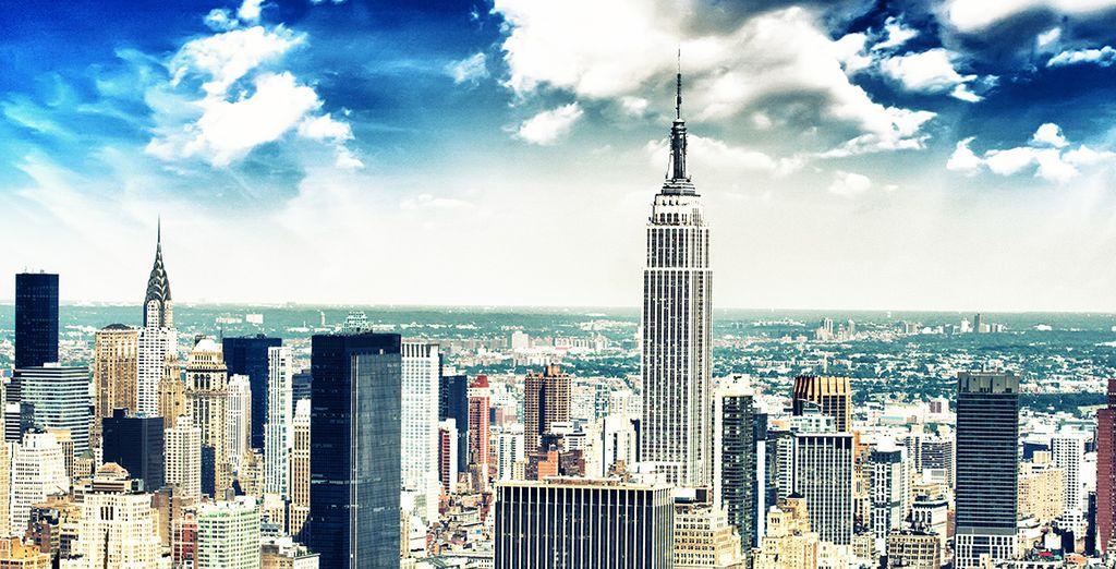 Cap sur New York et la Côte Est américaine