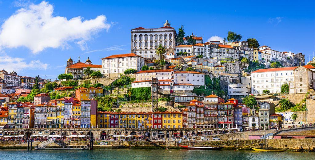 Porto... Lisbonne... En train ? Ce Voyage est fait pour vous !
