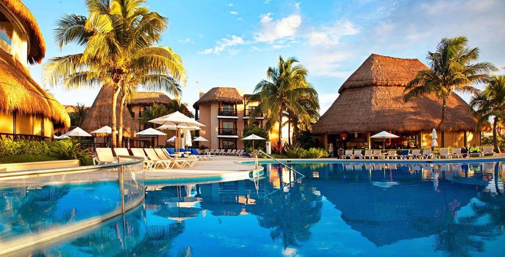 Découvrez le Kappa Club Riviera Maya, un petit paradis...