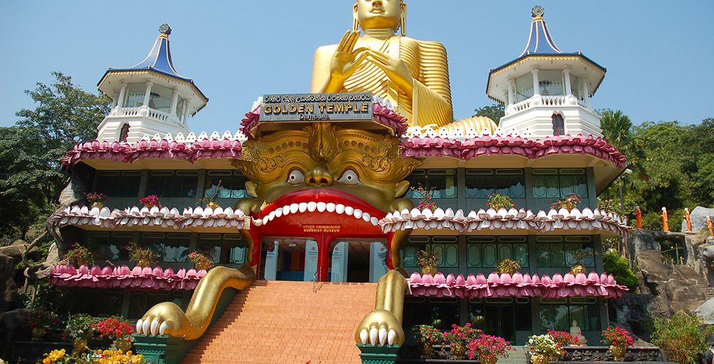Avoir marché dans les pas de Bouddha