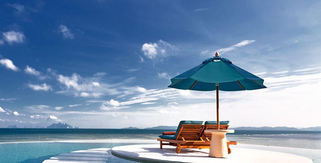 Nous vous avons réservé un séjour de rêve... - The Naka Island & Spa 5* Ile de Naka