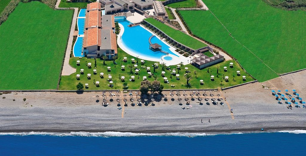 Entrez sur un domaine en bord de mer... - Cavo Spada Luxury Resort & Spa 5* Kolymvari