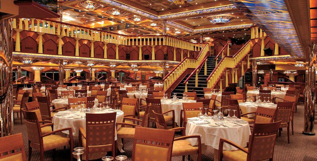 Un navire alliant le charme et le romantisme des grandes traversées du siècle dernier