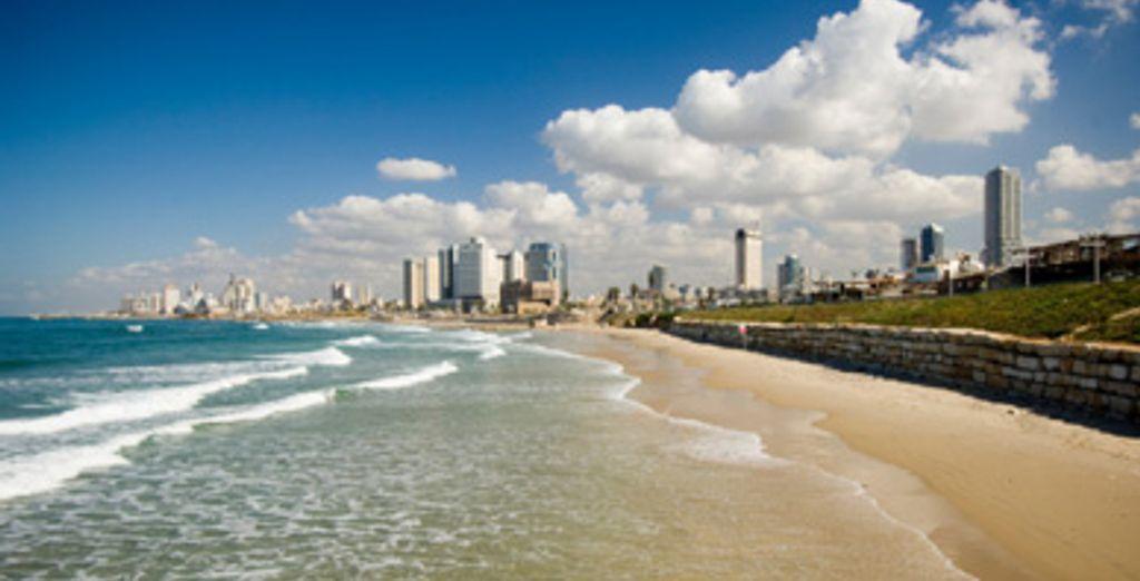 - Combiné Tel Aviv & Jérusalem ***** - Israël Tel Aviv