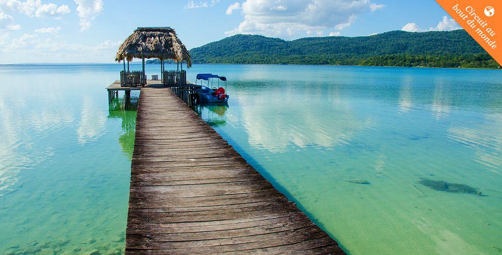 Le Guatemala avec Voyage Prive