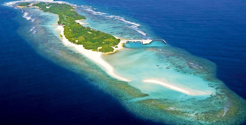 Partez aux Maldives avec les voyages tout inclus de Voyage Privé