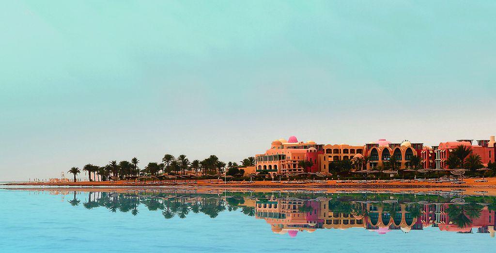 Vous êtes en quête d'un resort 5* bordé par des eaux turquoise ? - Hyatt Regency Resort Taba Heights ***** Taba