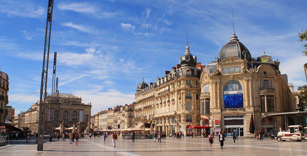 Situé à seulement une vingtaine de minutes de Montpellier