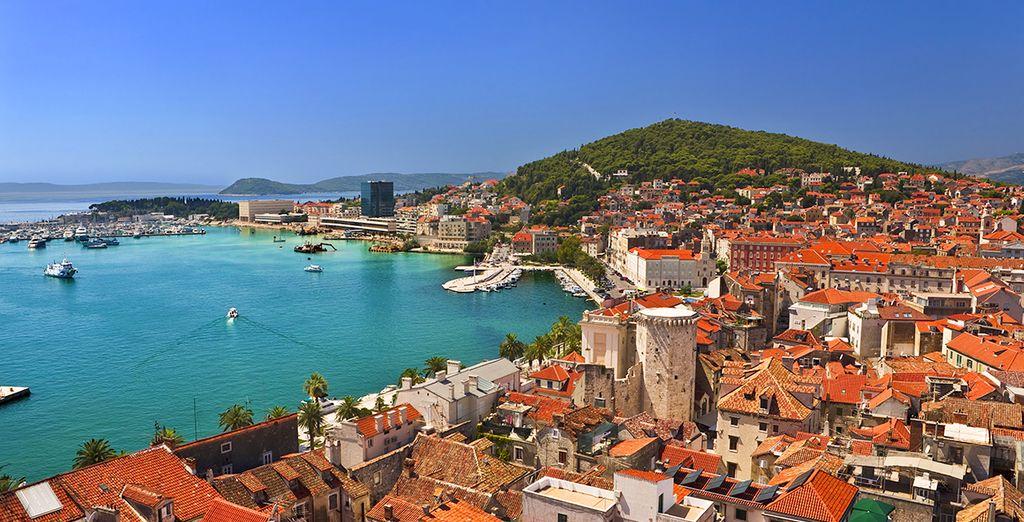 Le seul 5* de la charmante ville de Split