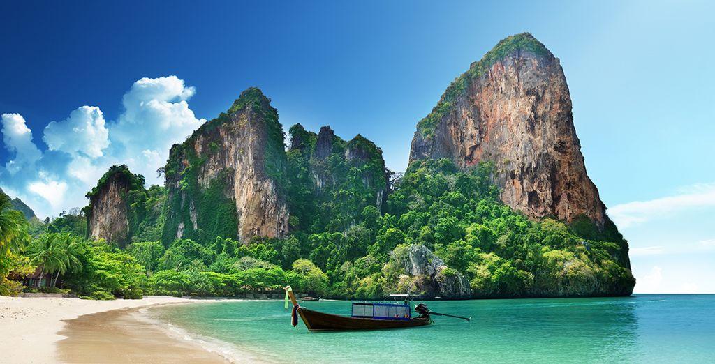 Avant de terminer en beauté à Phuket. Passez un agréable séjour en Thaïlande !