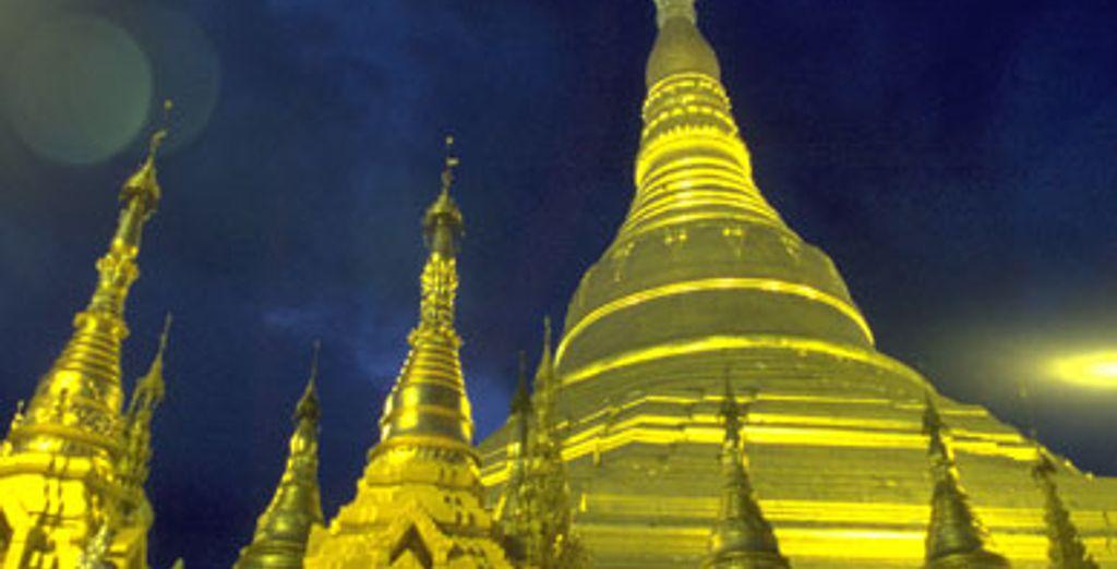 - Circuit en Birmanie :