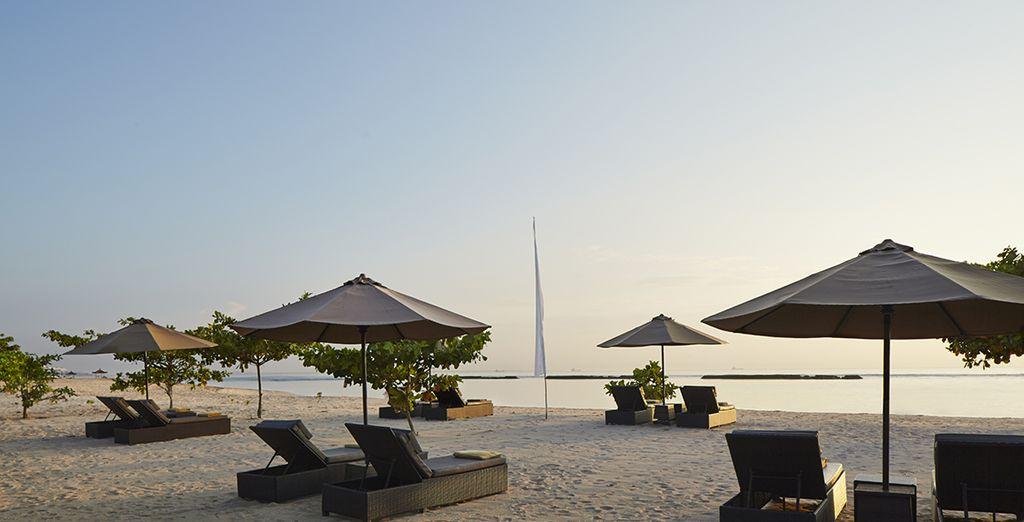 Vous prendrez ensuite la direction des plages de Nusa Dua