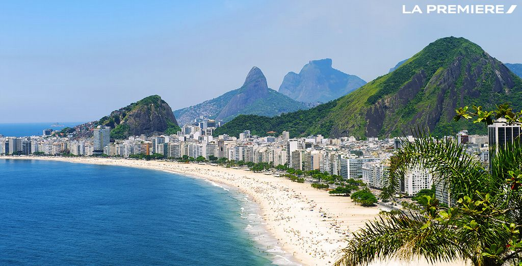 Le Brésil vous a toujours fait rêver ? Suivez-nous le temps d'un extraordinaire circuit... - Circuit Brésil avec La Première Air France en 16 jours et 13 nuits Sao Paulo