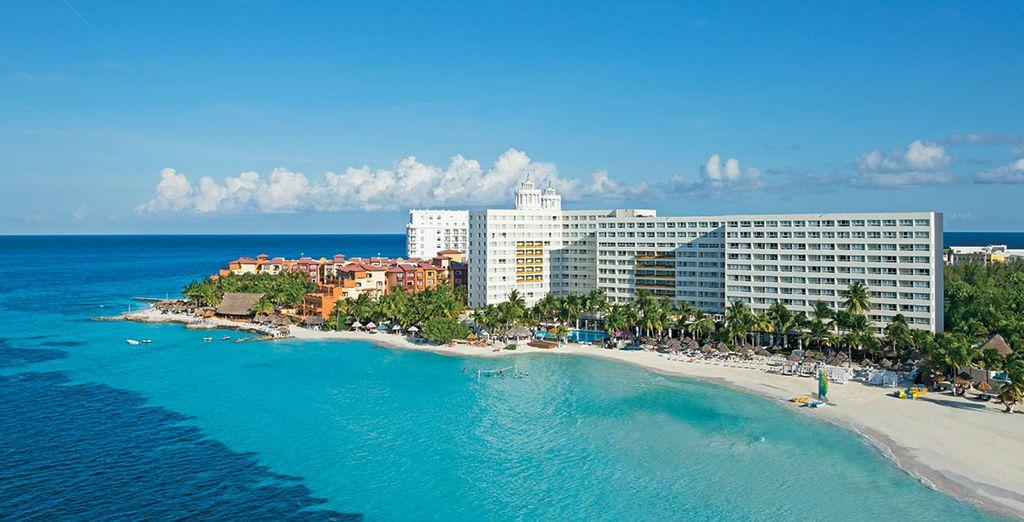 Le Dreams Sands Cancun a beaucoup à vous offrir !