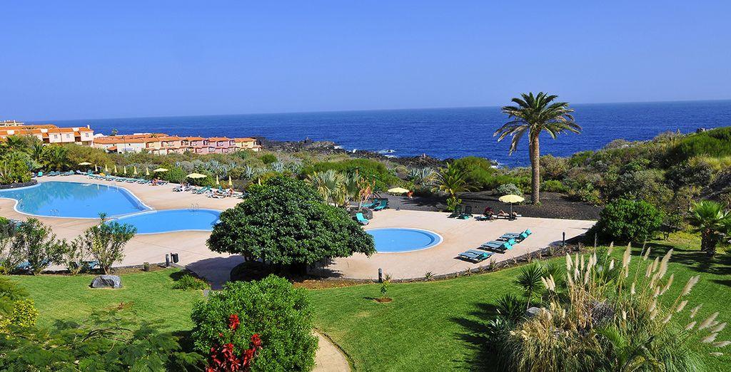 Bienvenue à l'hôtel Las Olas 4* - Hôtel Las Olas 4* La Palma