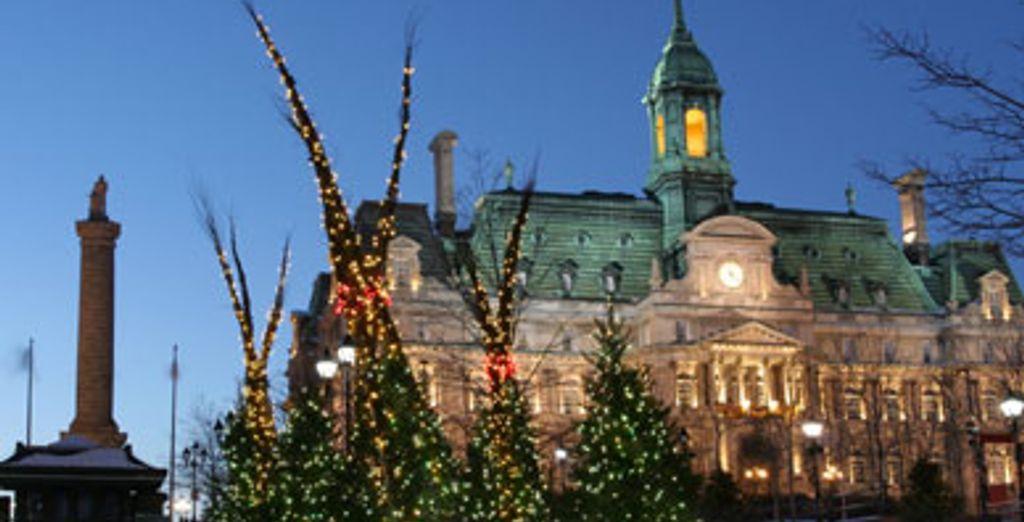 - Hôtel Place d'Armes ****sup. - Montréal - Canada Montreal - Pierre Elliott Trudeau