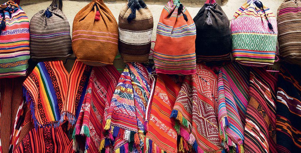 Découvrez une culture chaleureuse et haute en couleurs