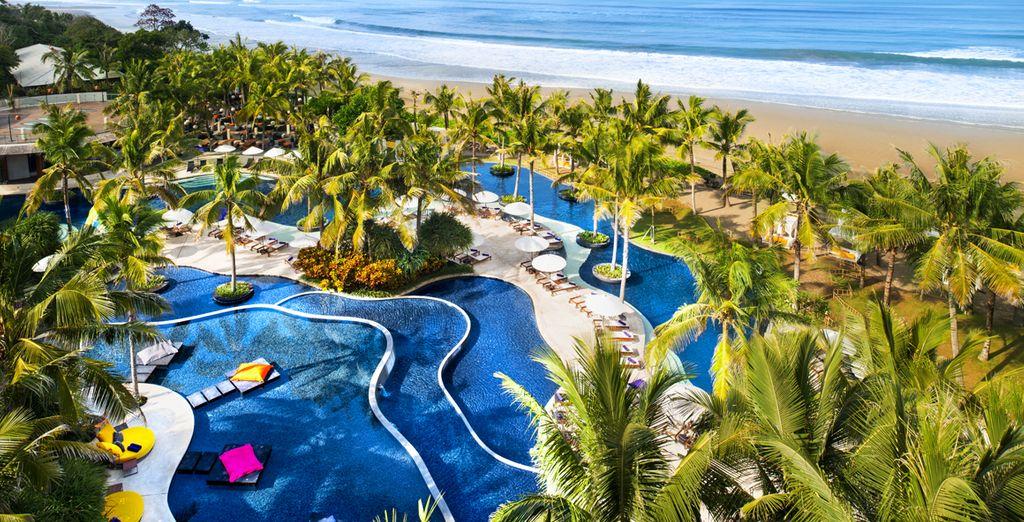 Entrez dans un lieu extraordinaire... - Hôtel W Retreat and Spa Bali 5* Bali