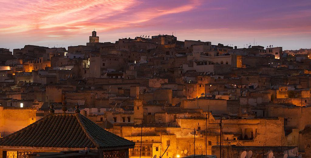 A la découverte de la plus grande et la plus vieille medina du monde