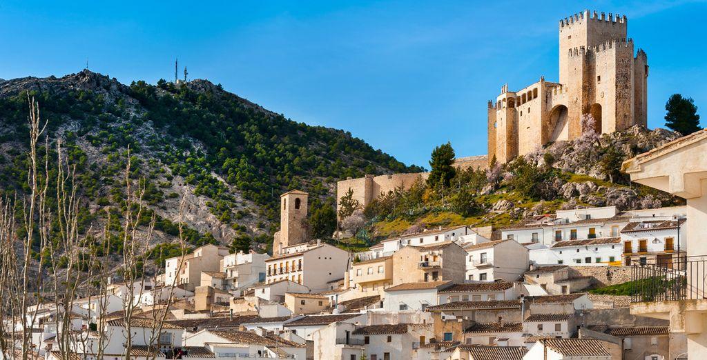Prenez le temps de partir explorer les environs, Almeria...