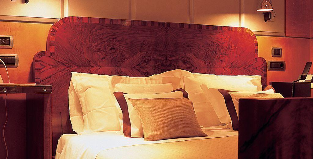 Où vous séjournerez en belle chambre Deluxe