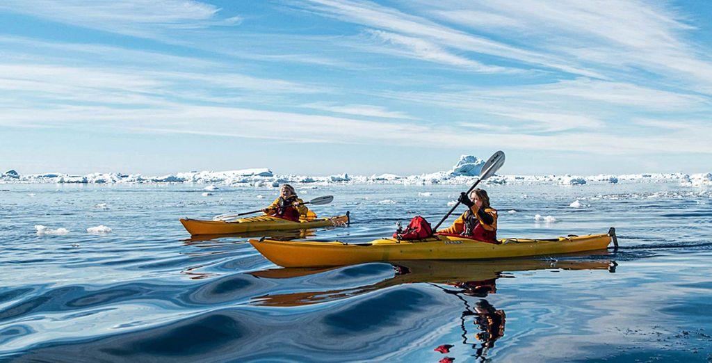 Croisière Exploration en Antarctique - 15 nuits