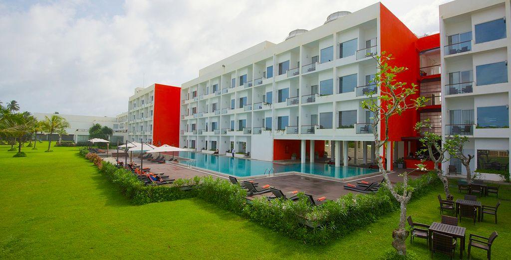 L'hôtel 5* Citrus Waskaduwa aux prestations de qualité