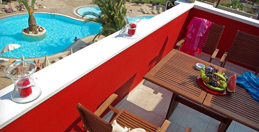 Passez un excellent séjour sous le soleil de la Grèce!