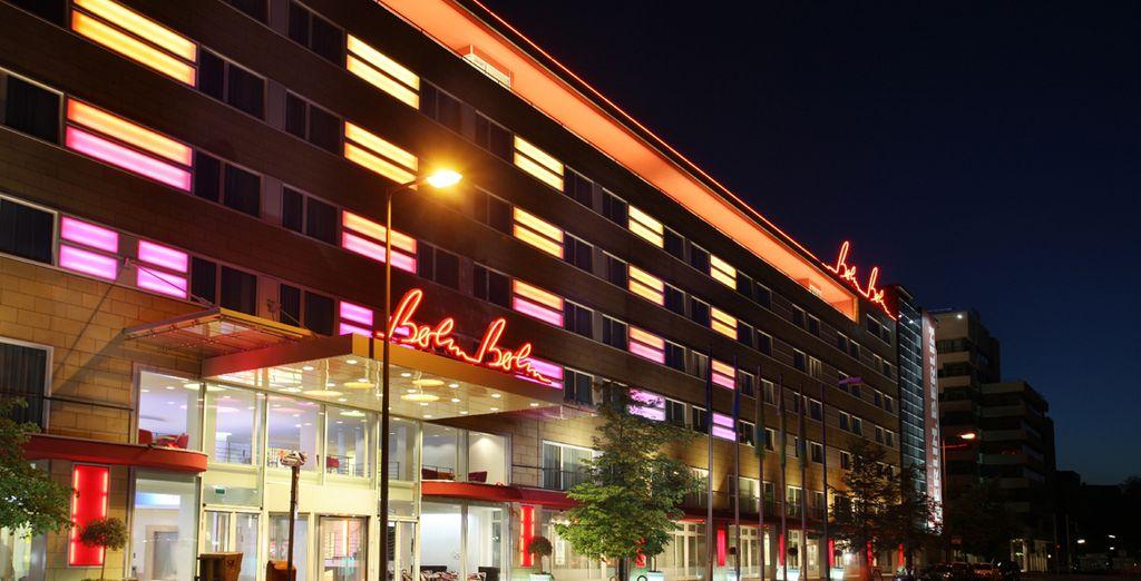 Découvrez l'hôtel Berlin, Berlin... Un établissement moderne