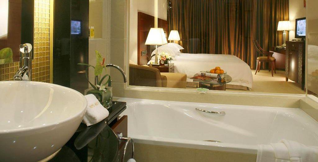 Tel que le Zhongxiang Hotel à Shanghai