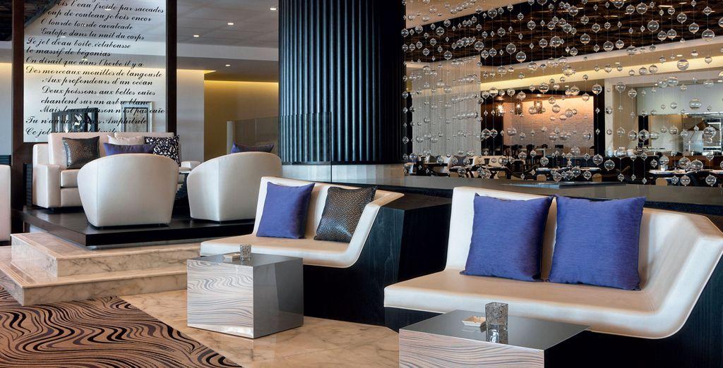 Le Sofitel Abu Dhabi Corniche 5* vous invite dans son cadre luxueux