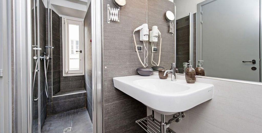 Appartement 2 : La salle-de-bains