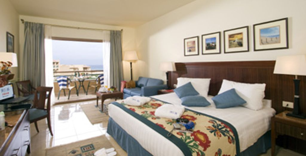 - Hôtel Swiss Inn Dreams Beach Taba ***** - Taba - Egypte Taba