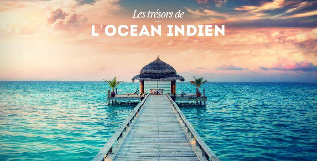 Réservez-vite votre séjour en direction de l'Océan Indien !