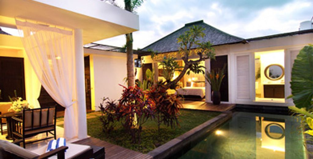 - Ranadi Villa **** sup - Seminyak - Bali - Indonésie Bali