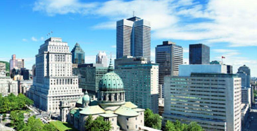 - Vols British Airways - France / Montréal / France - 5 ou 7 nuits sur place - Montréal - Canada Montreal