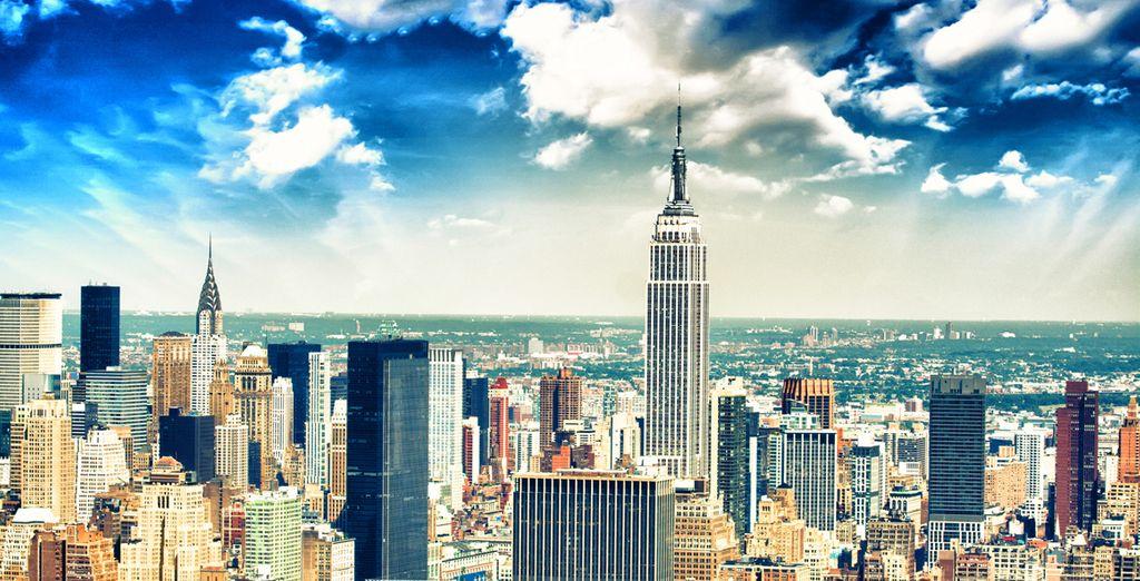 Au départ de Big Apple... - Circuit USA et Canada en 13 jours / 11 nuits New York