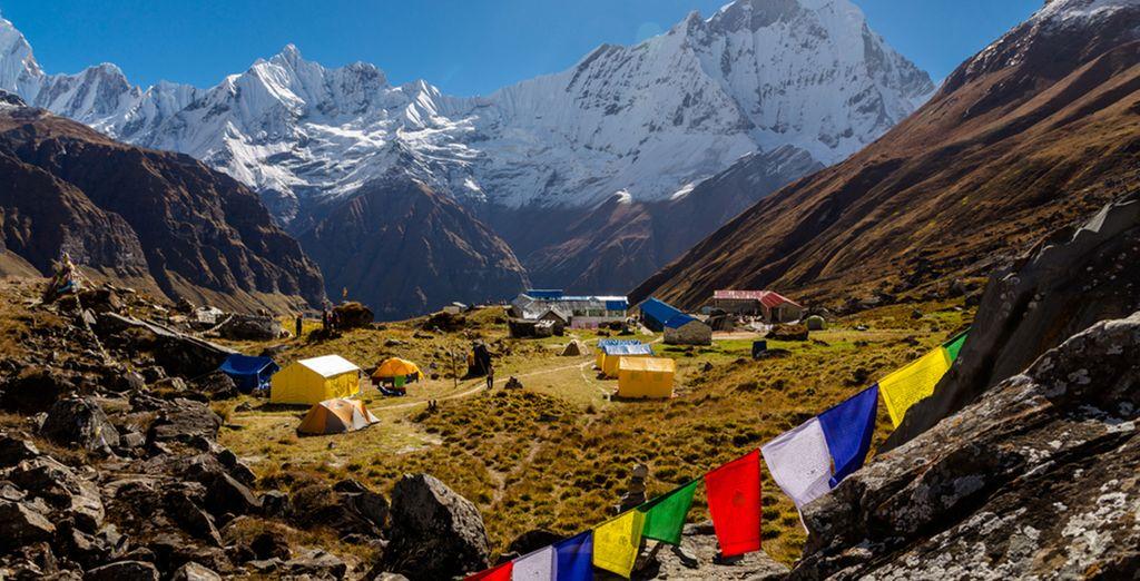 Faites un circuit trekking au Népal