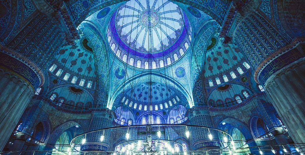 Les trésors d'Istanbul seront à portée de main...
