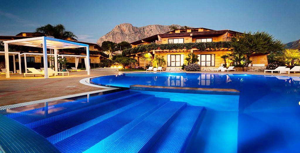 La Sicile chante une douce mélodie à vos oreilles ? Partez pour l'hôtel Magaggiari 4* ! - Magaggiari Hotel Resort 4* Terrasini