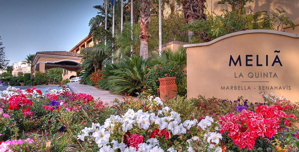 Poussez les portes du Mélia Marbella La Quinta 5*