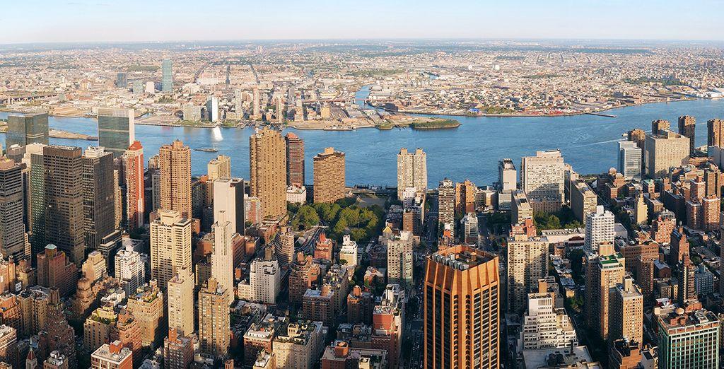Découvrez la démesure de New-York