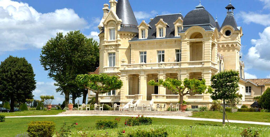 Bienvenue au Grand Barrail Hotel & Spa