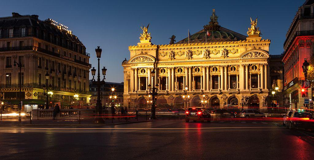 Faites un tour à l'Opéra