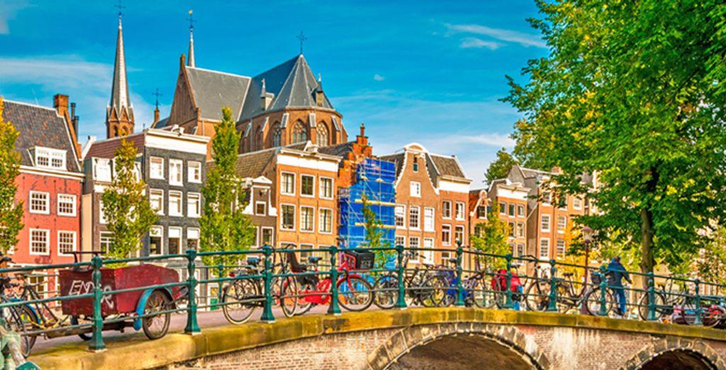 Vacanze a amsterdam voyage priv for Amsterdam offerte viaggi
