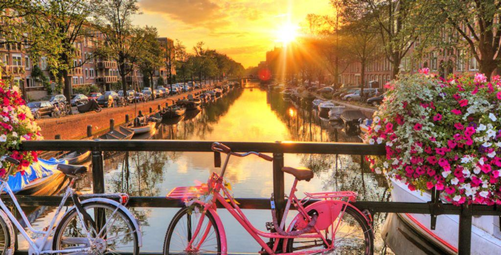 Weekend a amsterdam voyage priv for Weekend a amsterdam offerte