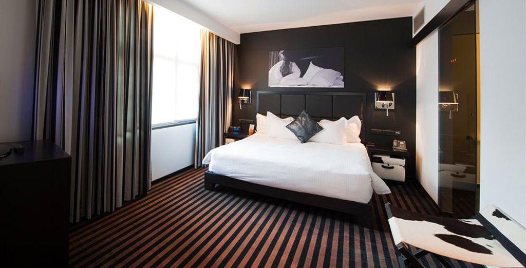 Benvenuti nell'elegantissimo Hotel Be Manos 5*